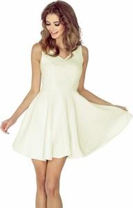 56fe7ce5cf sukienka rozkloszowana z koła. - stylowo i modnie z Allani