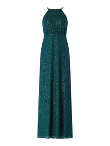 Zielona sukienka Jake*s Cocktail z szyfonu