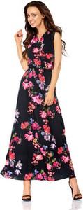 Sukienka Lemoniade w stylu boho maxi bez rękawów