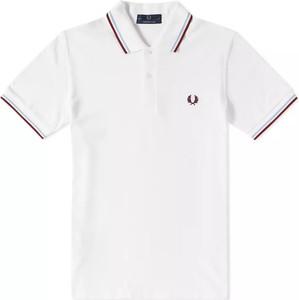 T-shirt Fred Perry z bawełny