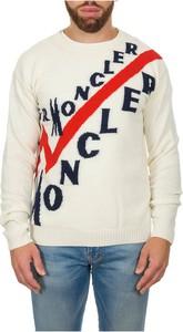 Sweter Moncler z wełny