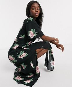 Czarna sukienka Miss Selfridge