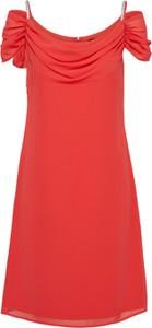 Czerwona sukienka s.Oliver BLACK LABEL na co dzień