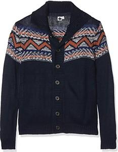 Niebieski sweter Z