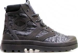 Buty dziecięce zimowe Palladium z tkaniny