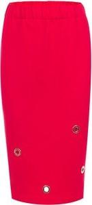 Czerwona spódnica Bien Fashion midi