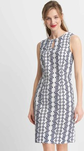 Sukienka QUIOSQUE prosta w stylu casual mini