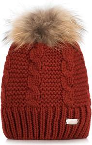 Czerwona czapka Wittchen