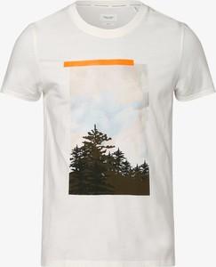 T-shirt Marc O'Polo DENIM z krótkim rękawem z bawełny