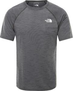 T-shirt The North Face z krótkim rękawem z dzianiny