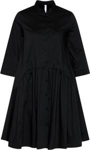 Sukienka Imperial z długim rękawem mini