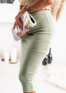 Spódnica Fason z bawełny