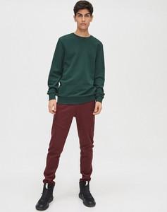 Czerwone spodnie Cropp