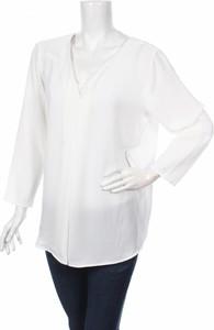 Bluzka Only z długim rękawem z dekoltem w kształcie litery v w stylu casual