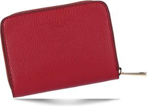 Czerwony portfel męski VITTORIA GOTTI