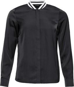 Czarna koszula bonprix RAINBOW z długim rękawem