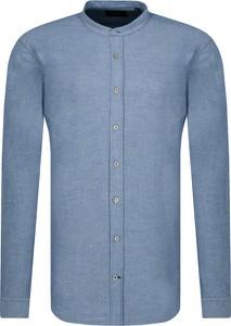 Koszula Joop! z długim rękawem w stylu casual z kołnierzykiem button down