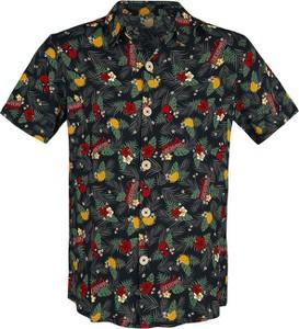 Koszula Emp z klasycznym kołnierzykiem w młodzieżowym stylu
