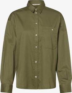 Zielona bluzka Marc O'Polo w stylu casual