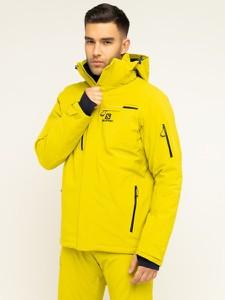 Żółta kurtka Salomon