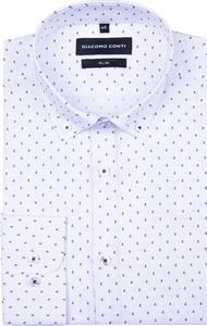 Koszula Giacomo Conti z kołnierzykiem button down w młodzieżowym stylu