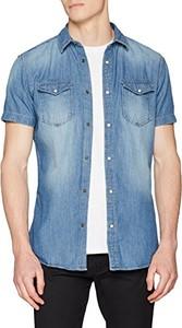 Błękitna koszula Jack & Jones