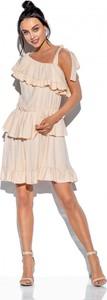 Sukienka Lemoniade hiszpanka mini