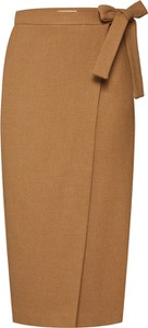 Spódnica EDITED z wełny midi