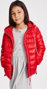 Czerwona kurtka dziecięca Diverse
