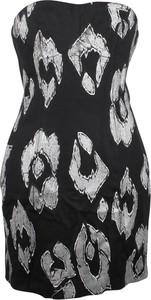 Czarna sukienka Just Cavalli