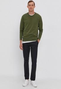 Zielona bluza POLO RALPH LAUREN w stylu casual z dzianiny