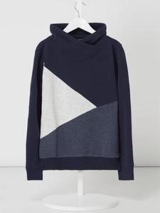 Granatowa bluza dziecięca Review For Teens z bawełny