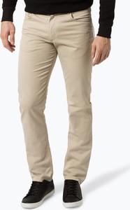 Spodnie Brax z bawełny w stylu casual