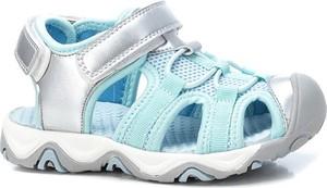 Buty dziecięce letnie Xti Kids na rzepy dla dziewczynek