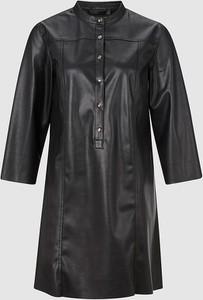 Sukienka Rich & Royal w stylu casual koszulowa