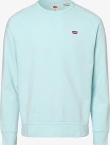 Niebieska bluza Levis