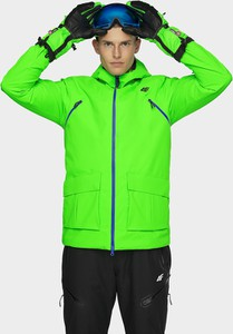 Zielona kurtka 4F