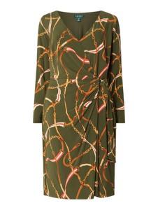 Sukienka Ralph Lauren z długim rękawem