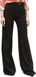 Czarne spodnie Elisabetta Franchi
