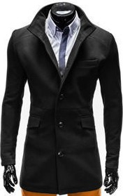 Płaszcz męski Ombre Clothing
