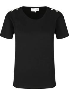 T-shirt Silvian Heach z okrągłym dekoltem