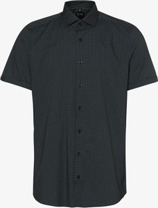 Koszula Olymp Level Five z krótkim rękawem w stylu casual