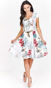 b0e454859e sukienki koktajlowe rozkloszowane - stylowo i modnie z Allani