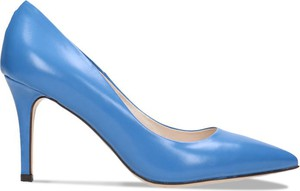 Błękitne szpilki Gino Rossi