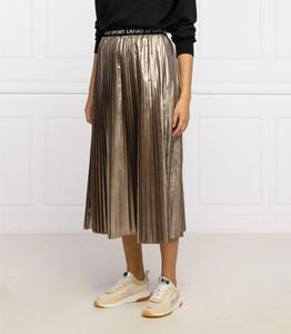 Złota spódnica Liu-Jo
