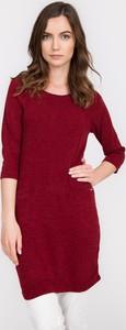 Czerwony sweter QUIOSQUE