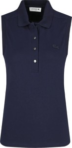 Bluzka Lacoste bez rękawów w stylu casual