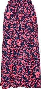Spódnica bonprix bpc selection midi z dżerseju w stylu casual