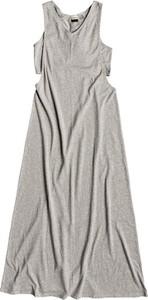 Sukienka Roxy w stylu casual maxi trapezowa