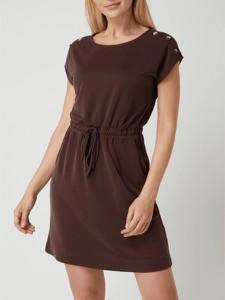 Sukienka Esprit w stylu casual mini z krótkim rękawem